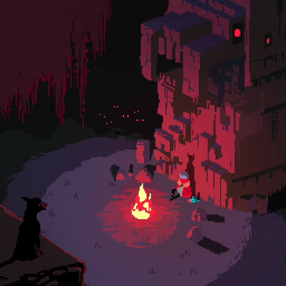 Soundtrack: Hyper Light Drifter